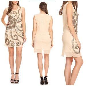 20's Flapper Girl Dress
